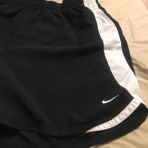 Nike women's polyester shorts